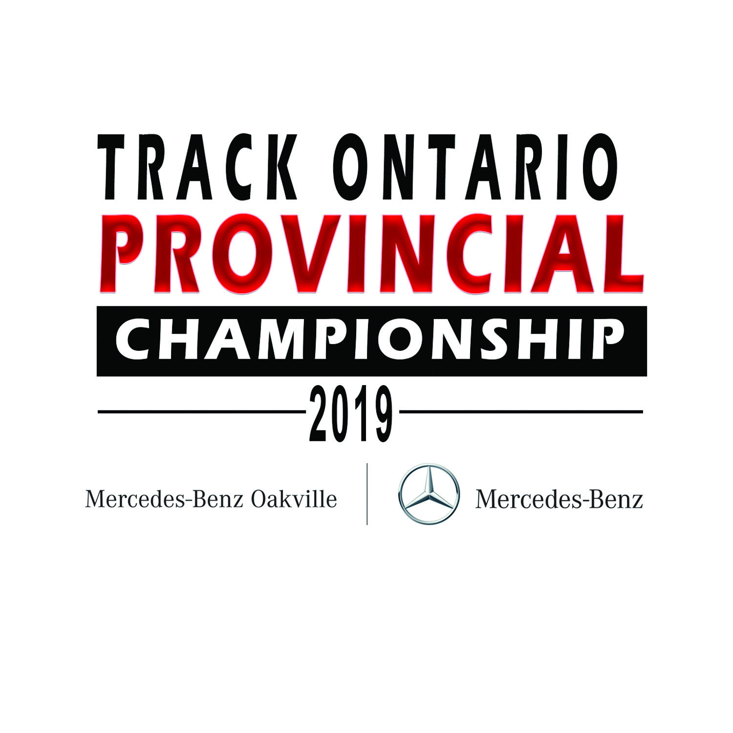 2019 Track Ontario Provincial Championship - Important Information