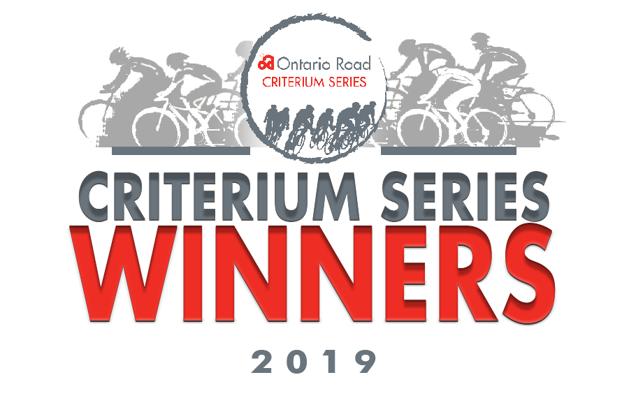 2019 Group 1 Ontario Criterium Series Winners